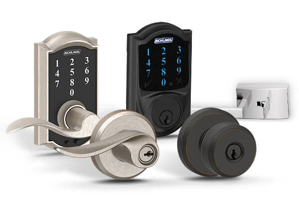 Schlage Door Locks Deadbolt Keyless Keypad