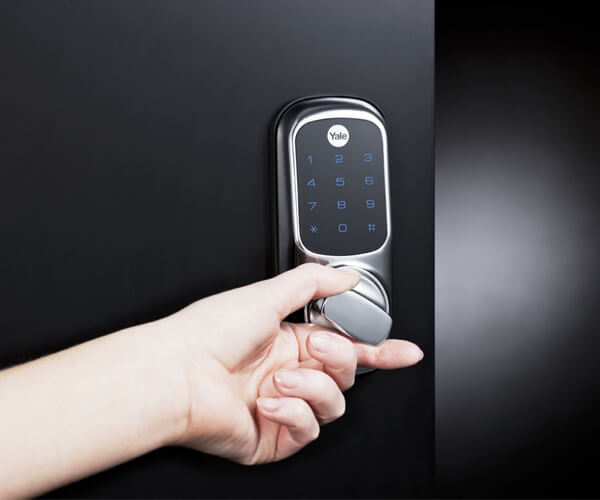 Yale Real Living Keyless Lock